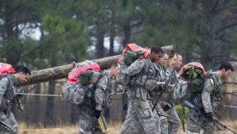 Alex's Exclusive: First female soldier in Green Beret training fails to complete course