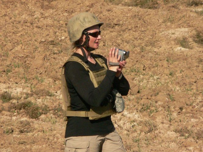 Reporter's commando documentary to premiere in Tampa, home of special operations
