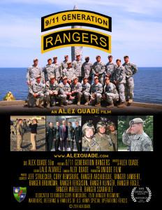 911GenRangers Poster