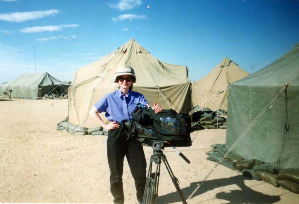 Alex Quade:  Extreme Storyteller; Silent Risk-taker