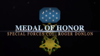 Alex Quade's Interview w/Medal of Honor Col. Roger Donlon