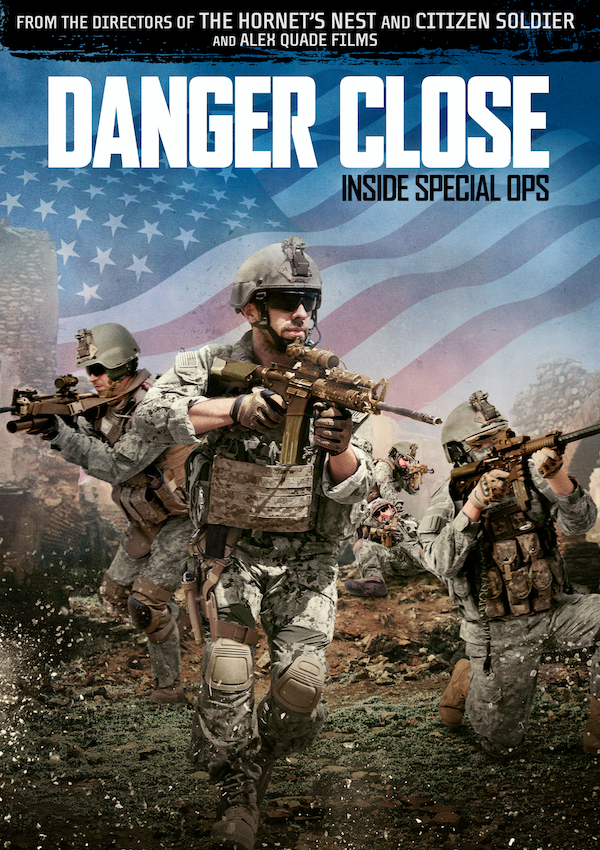 See 'Danger Close' movie at the theaters and on Blue Ray