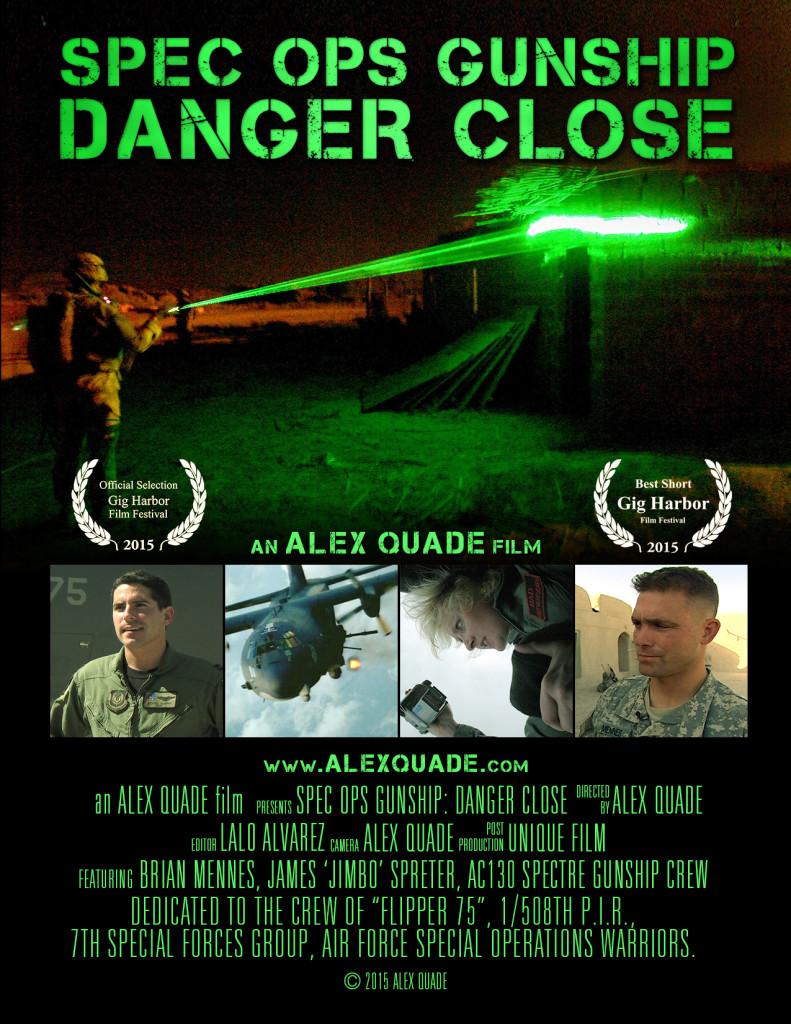 Alex Quade wins two documentary awards