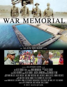 War Memorial Poster