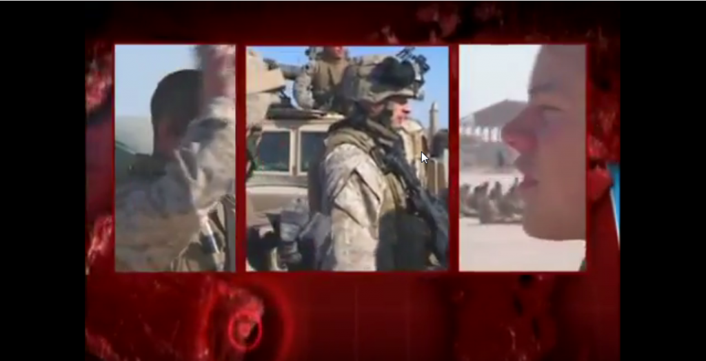 Graphic Video: CNN's Alex Quade HUNTING IED's (Part 2)