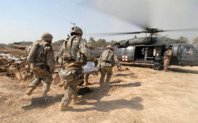 CNN's Alex Quade Wounded Warrior Special