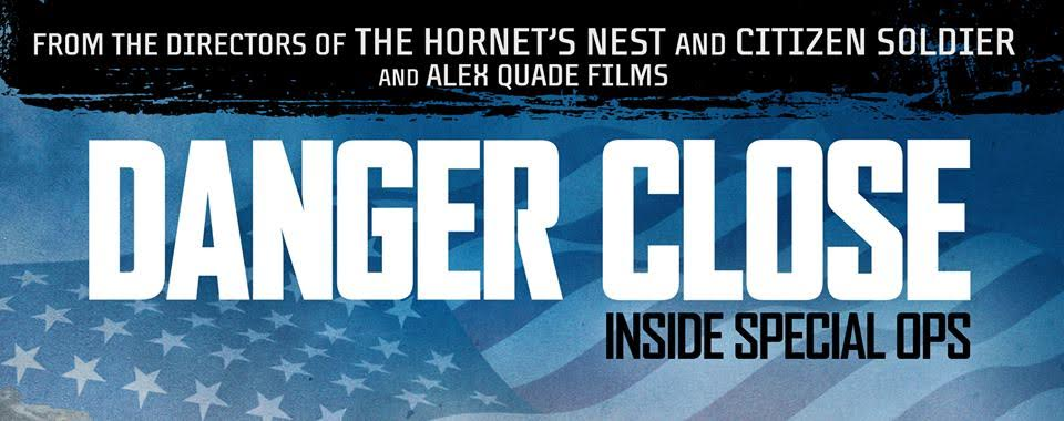 Premiere of Danger Close – The Story About Alex Quade, War Reporter